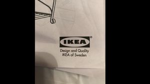 IKEA brand new clothing rack for sale for Sale in St. Petersburg, FL