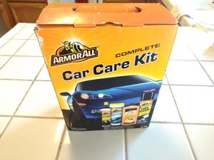 Armor All Complete Car Care Automotive Cleaning Kit for Sale in Sacramento, CA