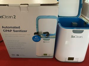 SoClean 2 CPAP Automated Cleaner and Sanitizer for Sale in Prince George, VA