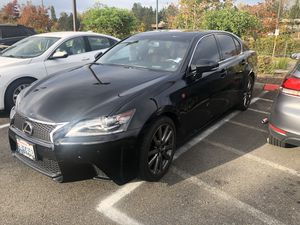 2013 Lexus GS350 Awd F-Sport. 29k miles for Sale in Issaquah, WA