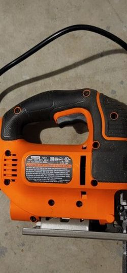 Black & Decker Jig Saw for Sale in SeaTac,  WA
