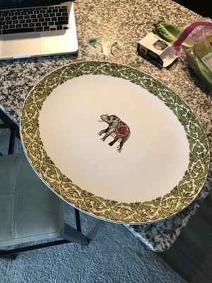 Willams Sonoma elephant plate for Sale in Columbus, OH
