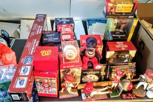 Washington Nationals Collectibles Lot for Sale in Washington, DC