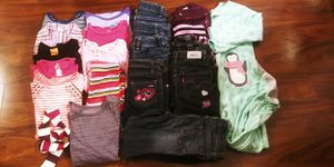 Girls size 5T fall and winter clothes lot for Sale in Tacoma, WA