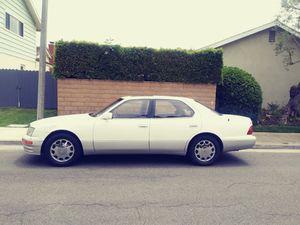 LEXUS LS400 1995 year for Sale in Huntington Beach, CA