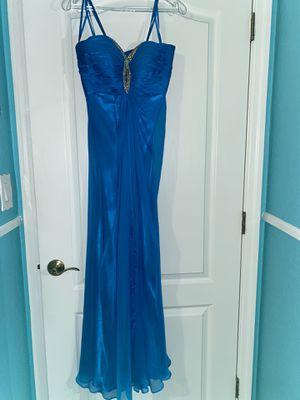 Blue elegant dress for Sale in Hialeah, FL