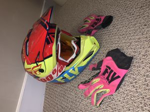 Fly Racing Helmet for Sale in Greencastle, IN