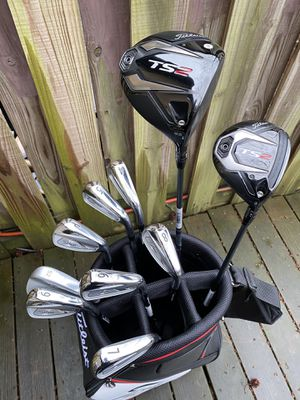 Titleist 718 AP2 TS Complete Golf Club for Sale in Columbia, MD