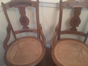 Antique Victorian chairs for Sale in Annapolis, MD