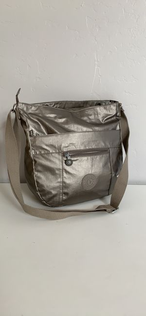 Kipling Metallic Messenger Bag for Sale in Orange, CA