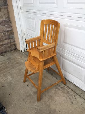 Kids high chair As is for Sale in Ontario, CA