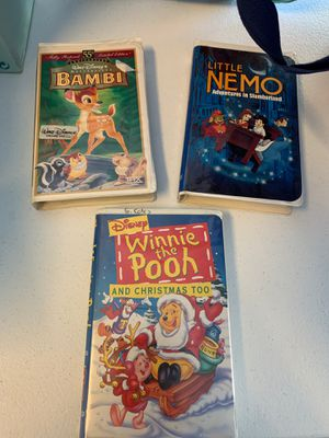 Original VHS movies for Sale in Corona, CA