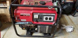 Honda EM1800 Gas Generator for Sale in Tampa, FL
