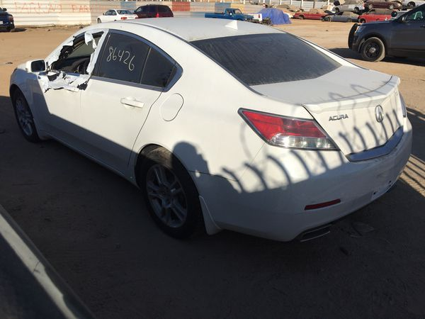 2012 Acura TL For Parts ONLY!!