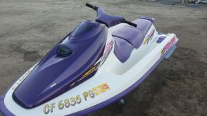 3 seater purple fast jet ski for Sale in Baldwin Park, CA