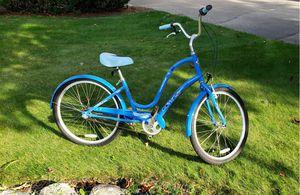 Women's 26 in Eltra townie series 3 bike, like new for Sale in Kewadin, MI