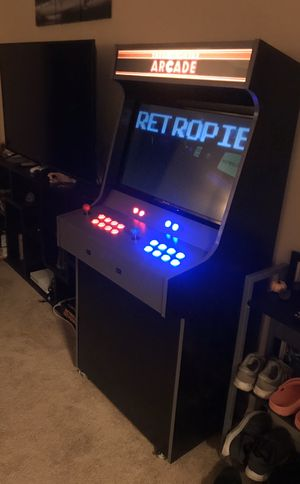 Custom Full-Size Arcade Cabinet with Thousands of Games for Sale in Lewisville, TX