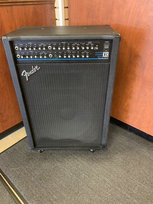Fender KXR 200 PA keyboard extended range Amplifier Amp for Sale in Silver Spring, MD
