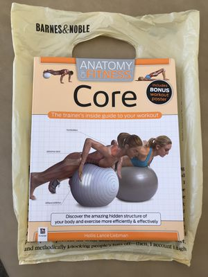 New Core exercise workout book for Sale in West Palm Beach, FL
