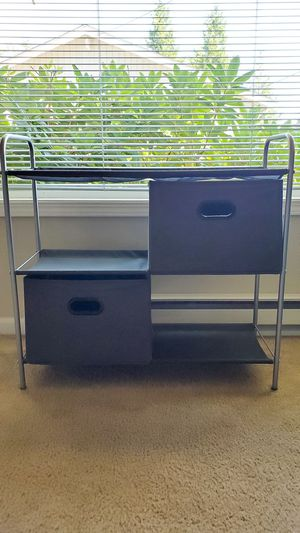Closet Storage Organizer with Bins and Shelving for Sale in Mill Creek, WA