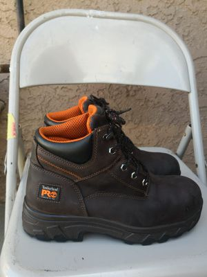 New Timberland pro work boots. Size 9w. Composite toe. for Sale in Riverside, CA