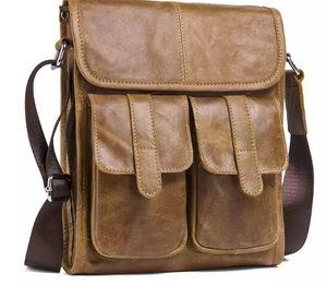 Leather men's messenger bag for Sale in Sunrise, FL