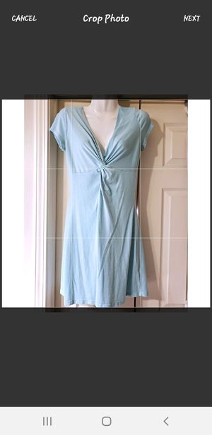 FAIRLY NEW AMERICAN RAG DRESS BLUE SIZE M for Sale in Nashville, TN