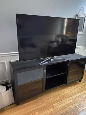 "IKEA Besta TV Stand 70"" Like New! $375 Value for Sale in Brooklyn, NY"
