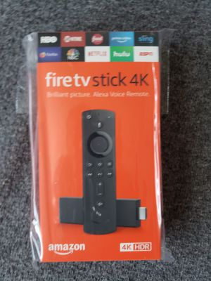 Brand new sealed unopened Fire TV stick 4k. for Sale in Parsippany-Troy Hills, NJ