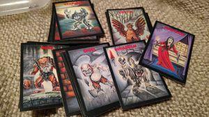 20- 1991 monster in my pocket cards for Sale in Appomattox, VA