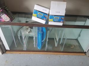 Filter or sump tank for aquarium. for Sale in Puyallup, WA