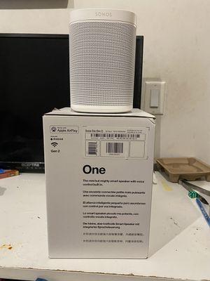 Sonos one speaker (Gen 2) for Sale in New York, NY
