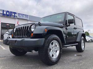 2012 Jeep Wrangler for Sale in Fredericksburg, VA
