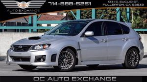 2011 Subaru Impreza Wagon WRX for Sale in Fullerton, CA