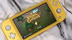 Yellow Nintendo Switch & Animal Crossing for Sale in Quinton, VA