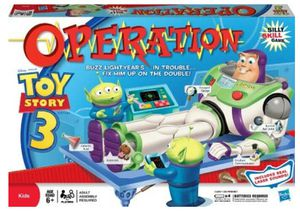 Toy Story 3 Operation electronic game for Sale in Wichita, KS