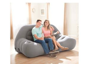 75 x 37 x 34 inflatable sofa for Sale in Fort Worth, TX