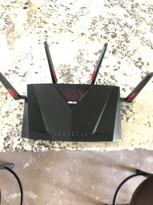 Asus dual band wireless router for Sale in Mansfield, TX