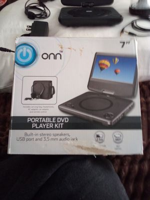 """7""""Portable DVD player for Sale in Riverside, CA"""