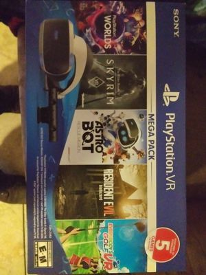 Ps4 Vr Brand new $260 for Sale in El Mirage, AZ