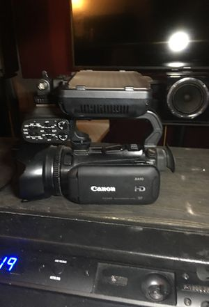 Canon XA10 for Sale in Wadsworth, OH