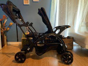BabyTrend Sit n Stand double stroller for Sale in Port Orange, FL