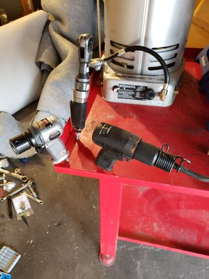 Air hammer, air ratchet, air 90 degree grinder for Sale in Thornton, CO