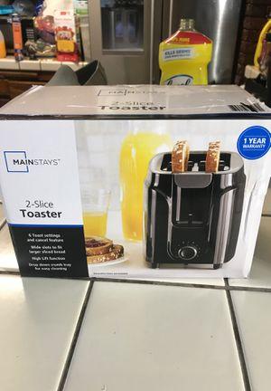 2 slice Toaster for Sale in San Bernardino, CA