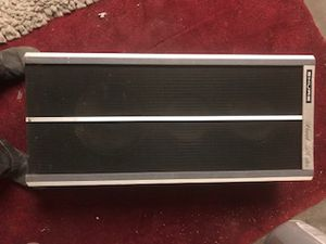 two Shure pro audio tower spekears for Sale in Las Vegas, NV