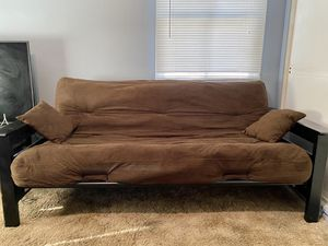 Couch futon for Sale in Riverside, CA