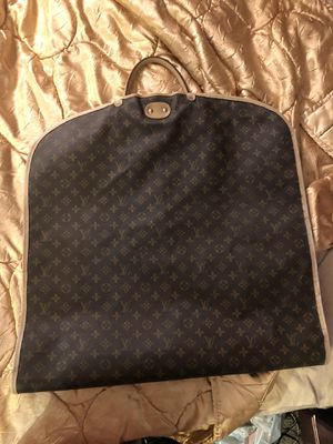 Louis Vuitton garment bag for Sale in American Canyon, CA