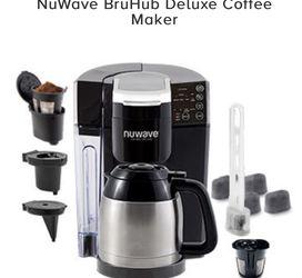 Nuwave Bruhub 3 in 1 Coffee Maker for Sale in Los Angeles,  CA