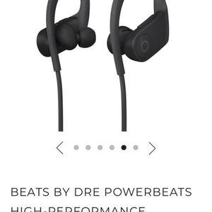 POWERBEATS BY DRE (Black / Grey) for Sale in Tempe, AZ