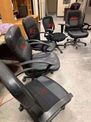 Computer Office Desk Chairs for Sale in Azusa, CA